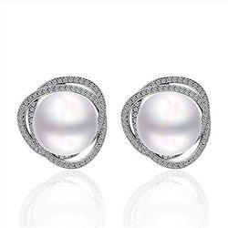Fashion Jewelry Round Earrings