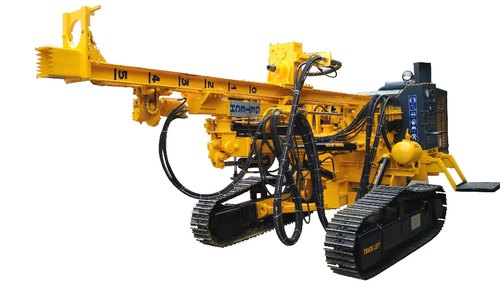 GETECH Blast Hole Drilling Rigs, Capacity: 100 To 150 Mtr, Model Number: Cbd10