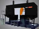 CHB 1000 DC Semi Automatic Bandsaw Machine