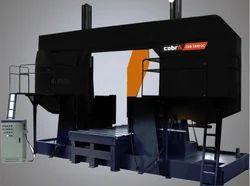 Semi Automatic Bandsaw Machines-CHB 1000 DC
