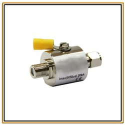 RF Coaxial Lightning Protector