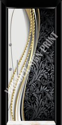 Designer Door Paper Print Door Skin
