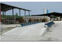 Mild Steel Electronic Lorry Weighbridge, Weighing Capacity: 10 To 120 Tons