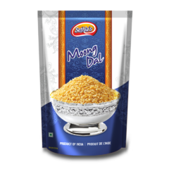 Masala Salted Sethia''s Moong Dal, Packaging Type: Packet, Packaging Size: 200g,400g