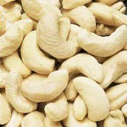 Raw White Organic Cashew W240