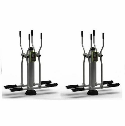 Double Skiing Machine