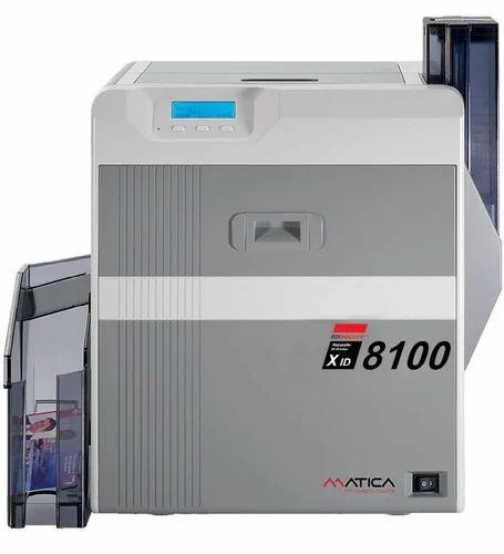 High Speed Laser Printer Mfd Mono Re Transfer Id Card