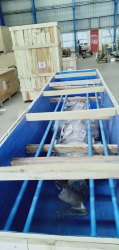 Edible & Non-Edible Moisture Proof Export Wooden Packing Box, For Shipping, Capacity: 50 Kg-1 Ton