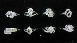 Silver Micro Ring