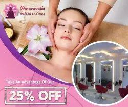 Unisex Hair New Beauty Client Offer