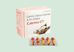 Calcima CT Softgel Capsules