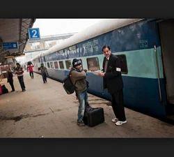 Railway Ticketing, Railway Ticket Booking in Agra