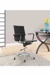 Sleek Design Mid Back Ergonomic Chair