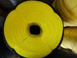 Yellow HDPE Ropes
