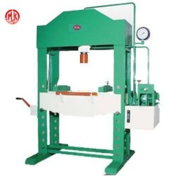 Semi-Automatic Hydraulic Press Machine