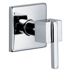 Stainless Steel Silver Flush Cock Tap