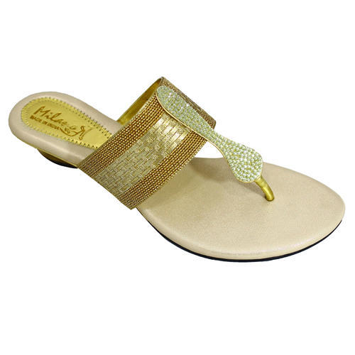 Milano Women Traditional Wedge Sandals