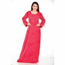 b2989b48bd Ethnic Legend Full Sleeves Handwork Designer Gown
