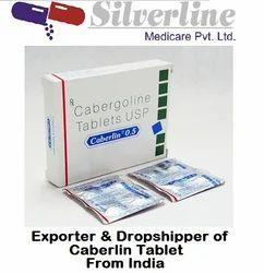 Cabergoline 0.5mg Tablet