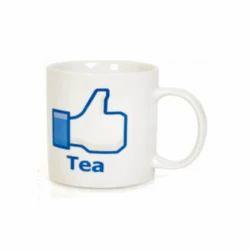 Cherishing Moments White Tea Mug, for Home