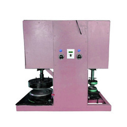 Manual Double Die Bowl Making Machine