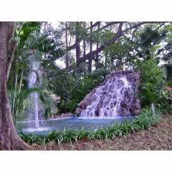 Garden Fountain Installation Service