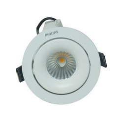 Cool White Round Philips LED Spot Light