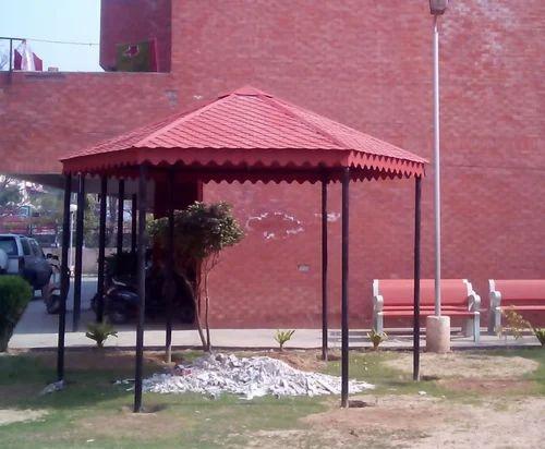70051529597 Dome Fibreglass Khaprail Hut