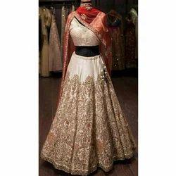 Stitched Wedding Wear Ladies Indian Designer Lehenga