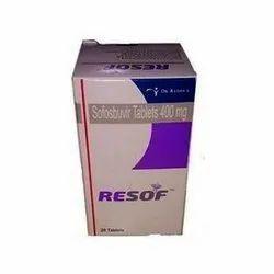 Resof 400 Mg Sofosbuvir