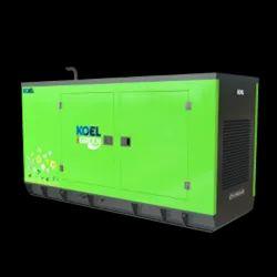 Water Cooling 125 Kva Kirloskar Green Silent Diesel Generator Set