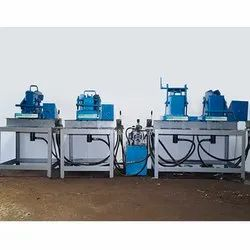 Mud Block Making Machine