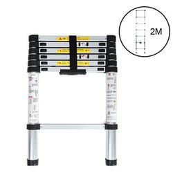 Heavy Duty Giant Aluminum Telescopic Extension Ladder