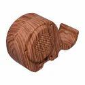 Zydeco E-318 Bluetooth Speaker ( Wooden) Elephant Style
