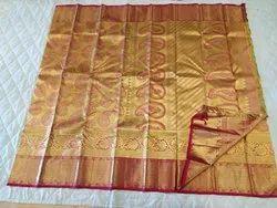 Kanchipuram Silk Sarees Ranges Rs 9,000 To Rs 25,000