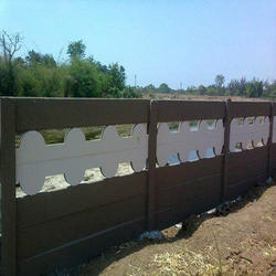 Building Compound Wall