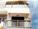 Nascent Stainless Steel Glass Railing