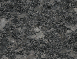 Black Granite Stone Daizy Blue Granite for Flooring and Cladding