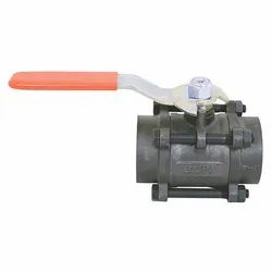 ABV(Ammonia Ball Valves) Size- (15 Mm To 125 Mm)