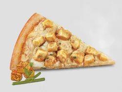 Celery Schezwan Paneer Pizza