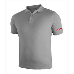 Grey Corporate T Shirt