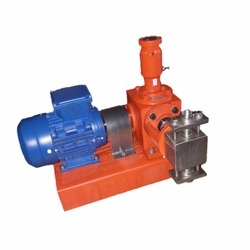 Poly Dosing Pump