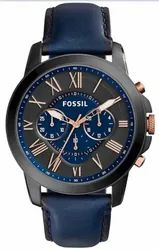 Black Fossil Watches