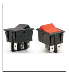 Rocker Switch NRS1600-NONILL