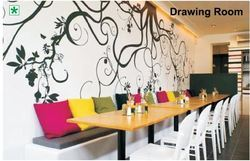 Big Stencils  Drawing Room