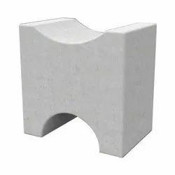 Partition Walls Concrete Cover Blocks