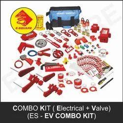 Electrical & Valve Lockout Kit Combo