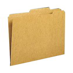 Art Line Brown Paper Holder, Size: A4