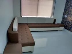 Wooden Modern Sofa Couches, Living Room