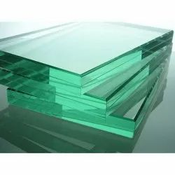 Tempered And Laminated Glass, Size: 4 X 7 Feet